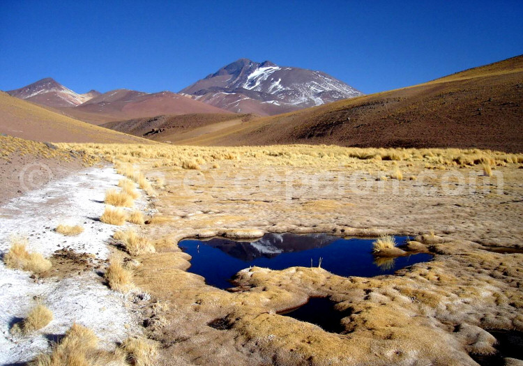 Parc national Llullaillaco, volcan Llullaillaco 6739 m © Eduardo Atalah