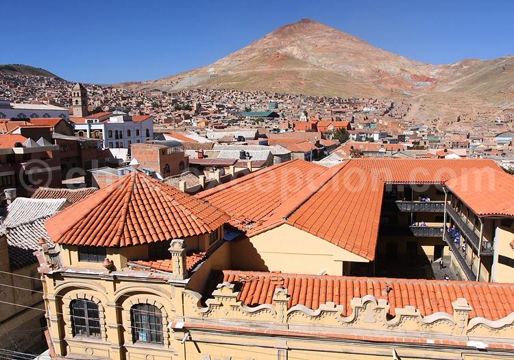 Potosi et le Cerro Rico, Bolivie