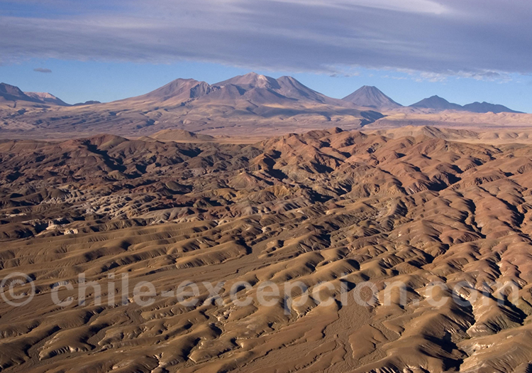 Géologie du désert d'Atacama