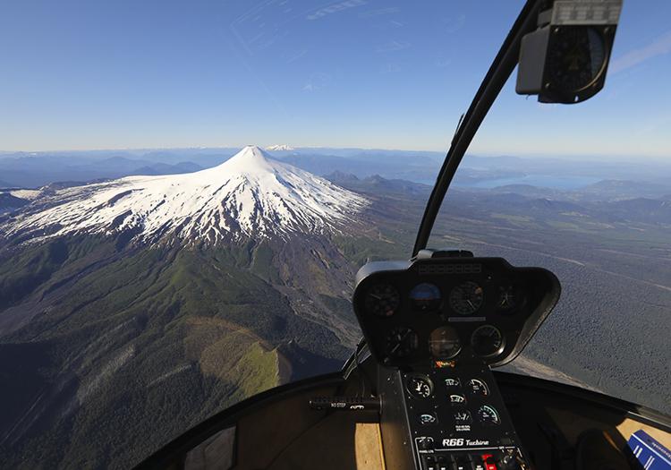 Circuit Chili premium volcans et île de Chiloé