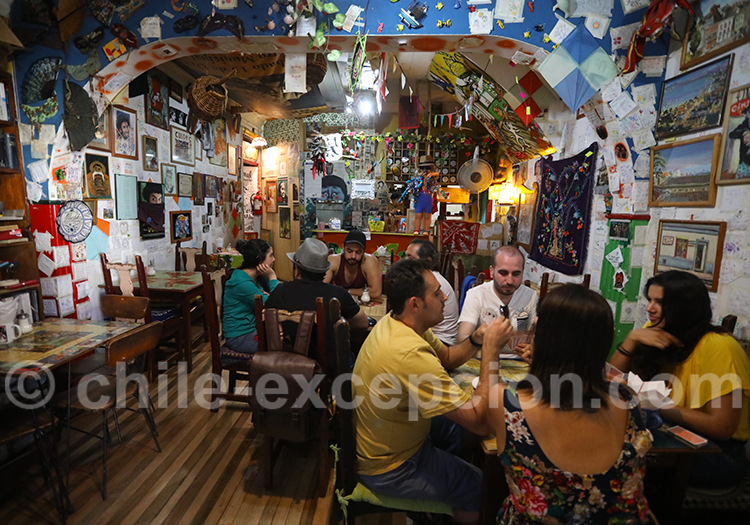 Color Cafe Valparaiso