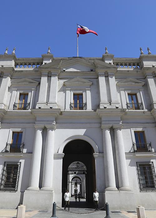 Contexte politique actuel au Chili