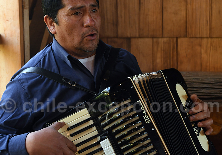 Folklore du Sud Chili