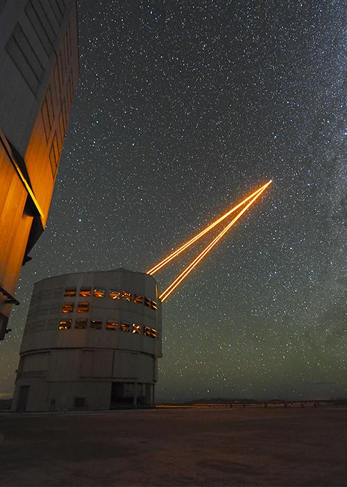 L'Astronomie au Chili