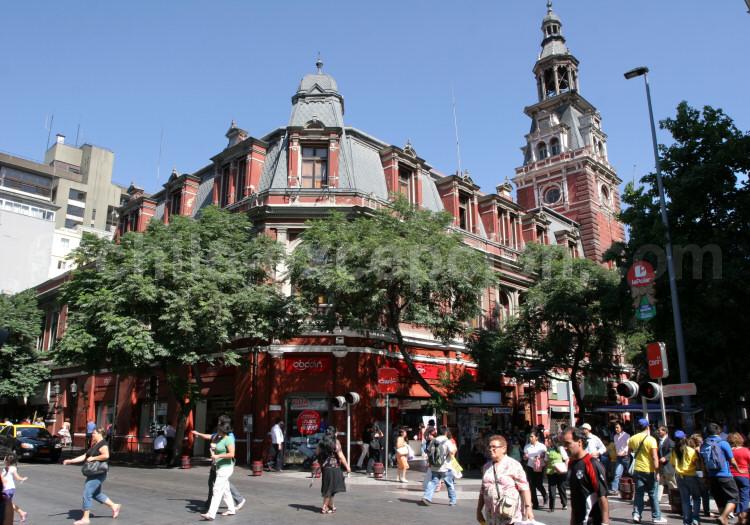 Paseo peatonal Ahumada, Santiago du Chili