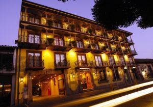 Hotel Santa Cruz, santa Cruz, Chili