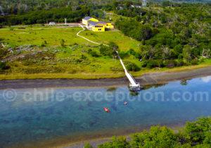 Lakutaia Lodge, Puerto Williams