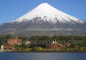 Lodge Pétrohué, Chili