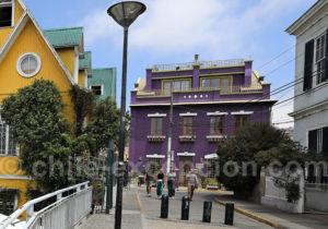Manoir Atkinson, Valparaiso