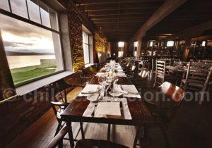 Restaurant de l'hotel The Singular Patagonia