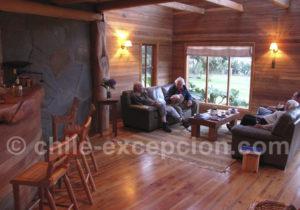 Andes Lodge Puelo Patagonie