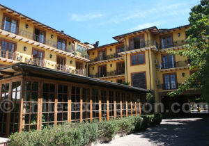 Hotel Santa Cruz, vallée de Colchagua