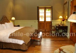Chambre hotel Matetic Chili