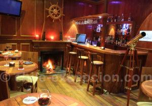 Bar de l'hôtel Alto Mirador Valparaiso