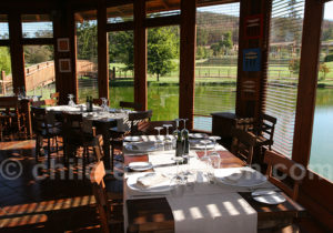 Restaurant de l'hôtel La Casona Matetic