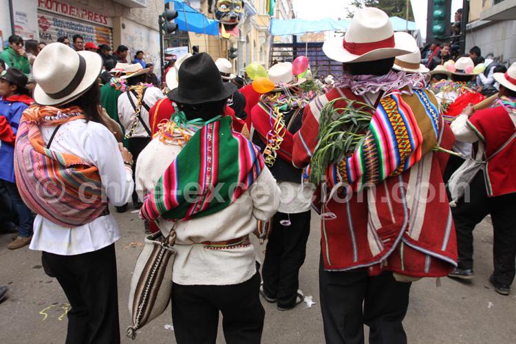 Les Aymaras