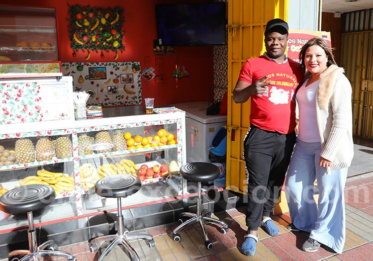 Immigration haïtienne au Chili