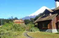 Petrohue et volcan Osorno