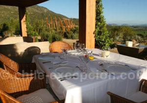 Restaurant Clos Apalta Residence Chili