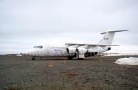 Avion Antarctique BAE-146, Croisière Antarctique ©Claudio - 4/6
