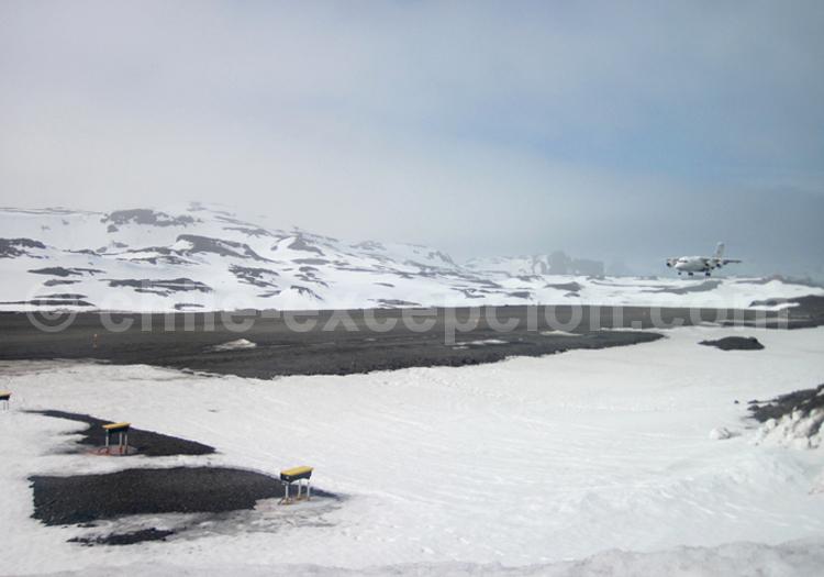 Avion Antarctique BAE-146, Croisière Antarctique - 5/6