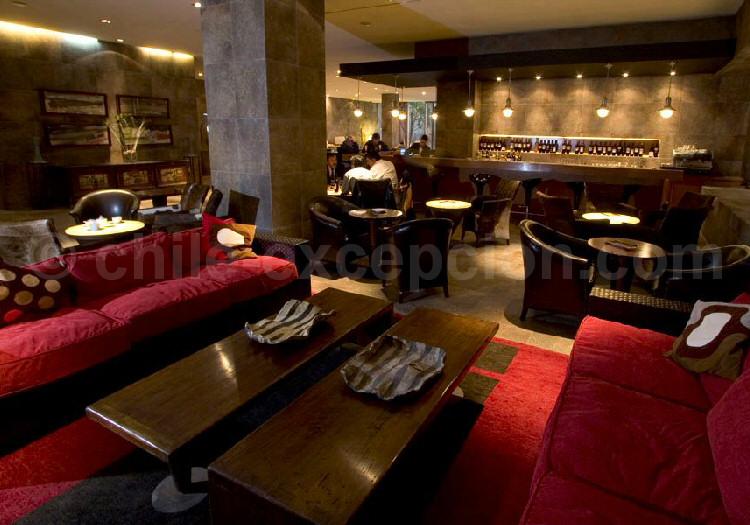 Restaurant de l'hôtel Caba de Hornos