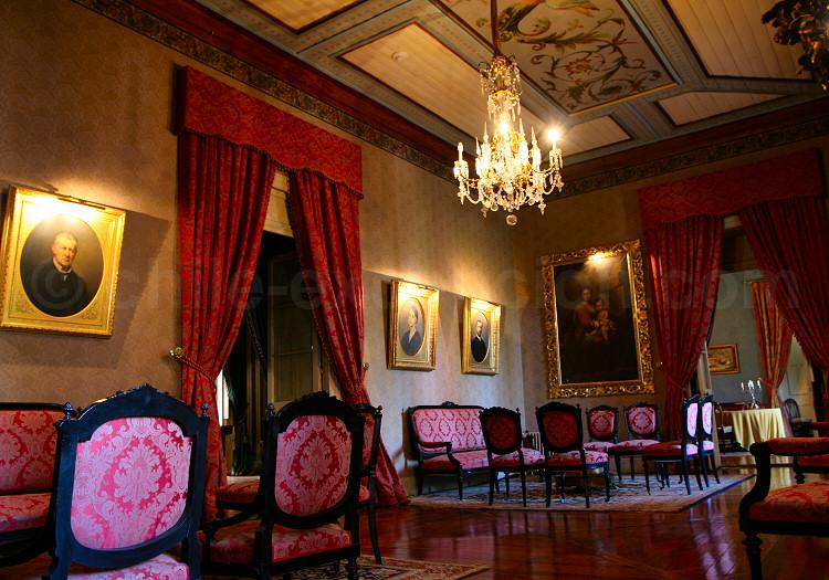 Hôtel Casa Real, Salon