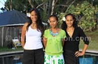 Jeunes filles Rapa Nui