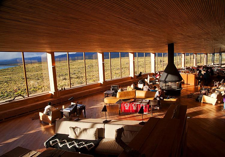 Hôtels dans le parc Torres del Paine