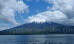 Le volcan Villarrica