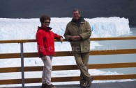Glacier Perito Moreno, Patagonie