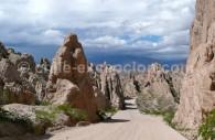 Quebrada de las Flechas, Nord-ouest Argentin