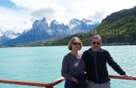 Dans le Parc Torres del Paine, Chile