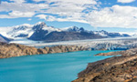 Le Glacier Upsala, Argentine