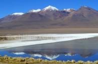 Laguna Cañapa, route des Joyaux, Lipez, Bolivie
