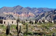La Pucará de Tilcara, Quebrada de Humahuaca, Nord Ouest argentin
