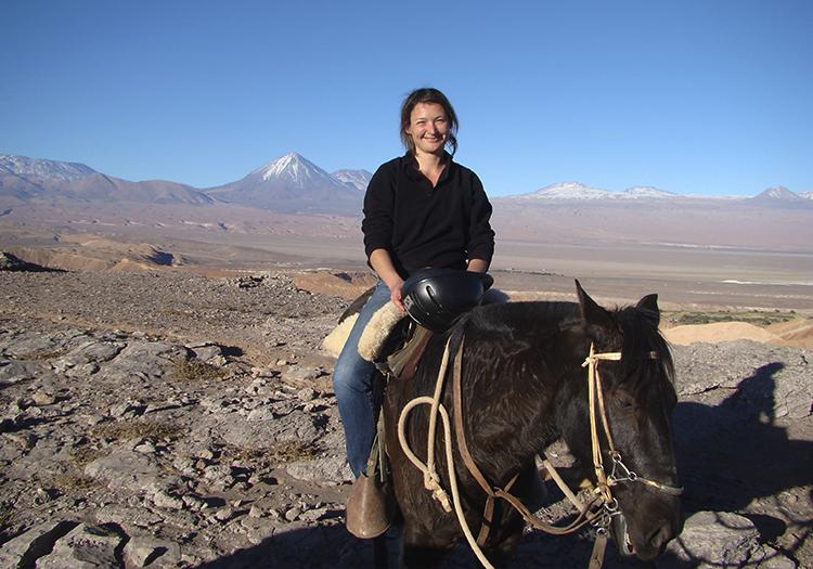 Promenade à cheval à San Pedro de Atacama