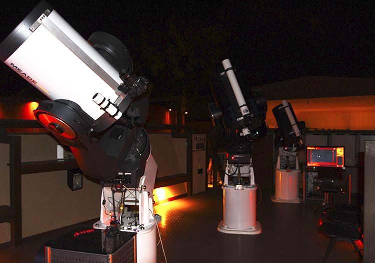 Tour astronomique à l'Observatoire Andin, Santiago