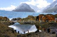 Promenade croisiere glaciers