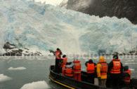 croisiere icebergs patagonie