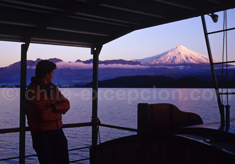 Volcan Villarrica - Crédit Thomas Goisque