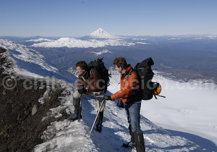 Sommet Volcan Villarrica