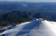 Le Chili des volcans et des grands lacs, région de Pucon à l'ile de Chiloé