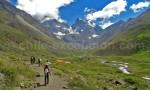 Randonnée dans les Andes