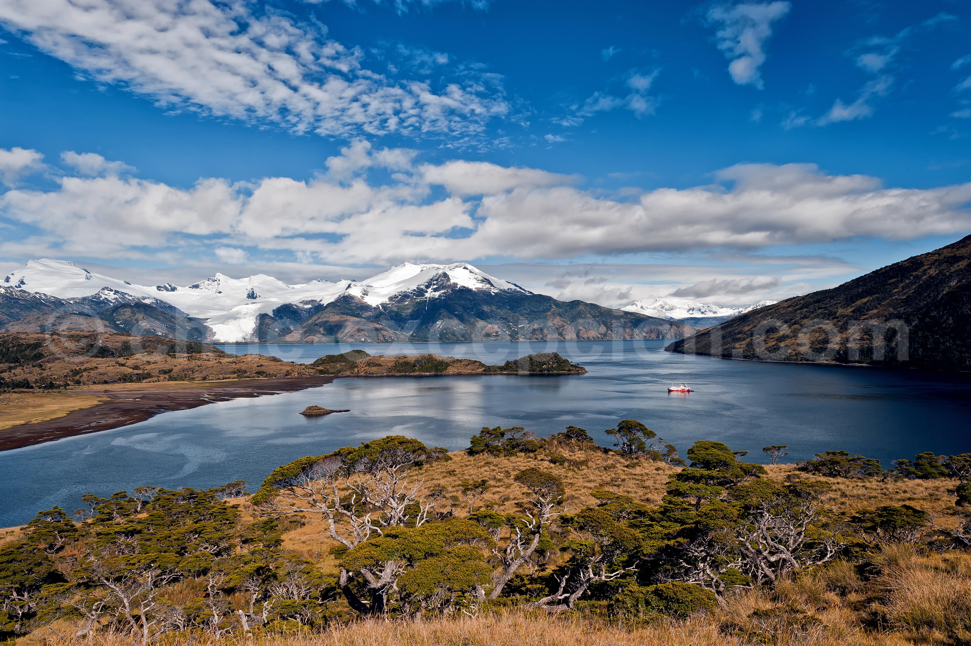 Isla Carlos III © Luis Bertea