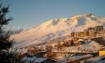 Skier au Chili