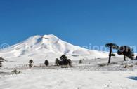 Station de ski, Chile