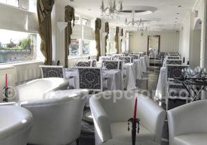 Restaurant de l'hôtel Domus Mar, Viña del Mar