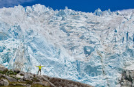 glacier leones chili