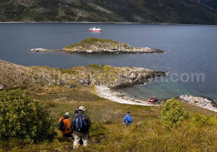 Promenade en Patagonie © Luis Bertea